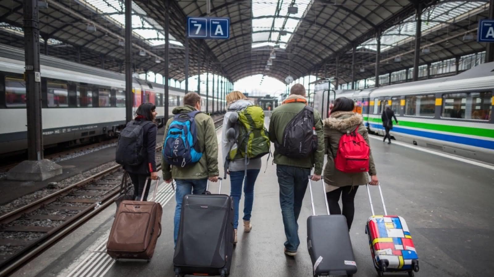 10 razones para elegir viajar en tren durante tus aventuras por Europa