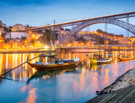 SANDEMANs Porto Photo