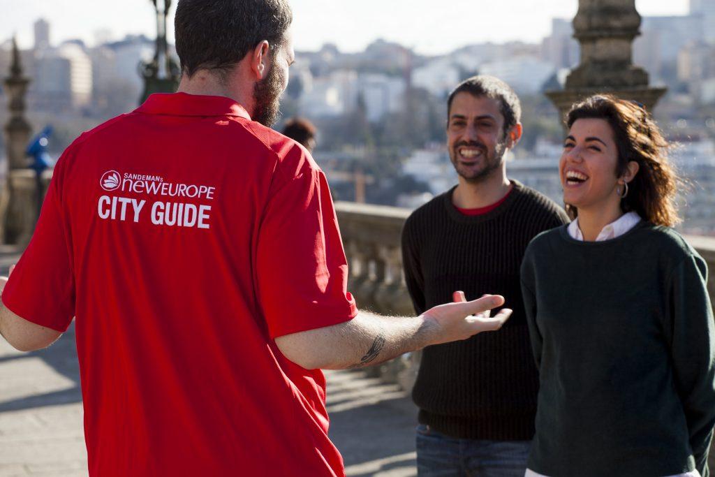 Free tour of Porto