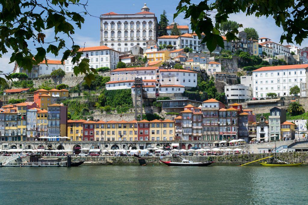 Oporto River