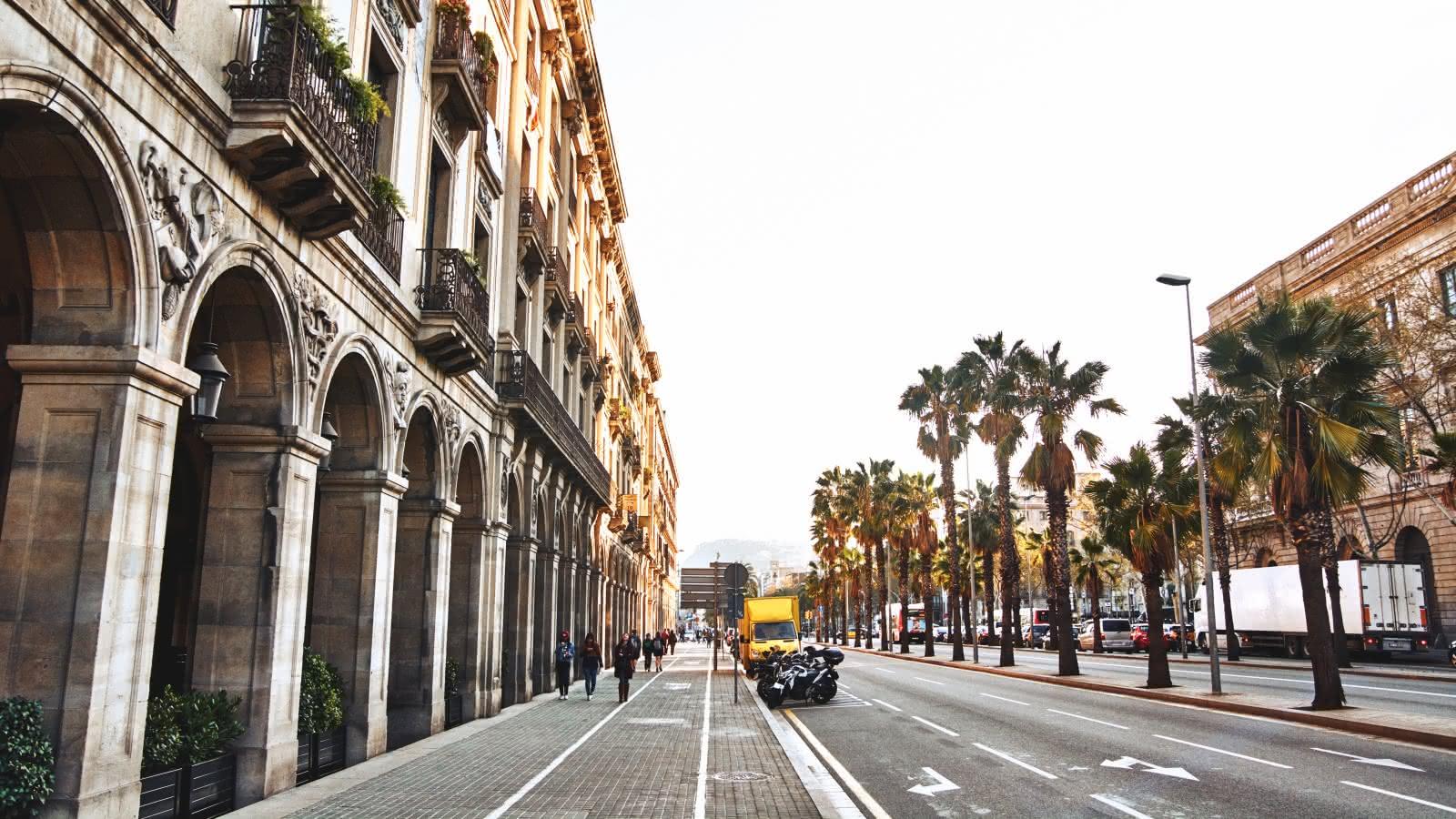 SANDEMANs NEW Barcelona