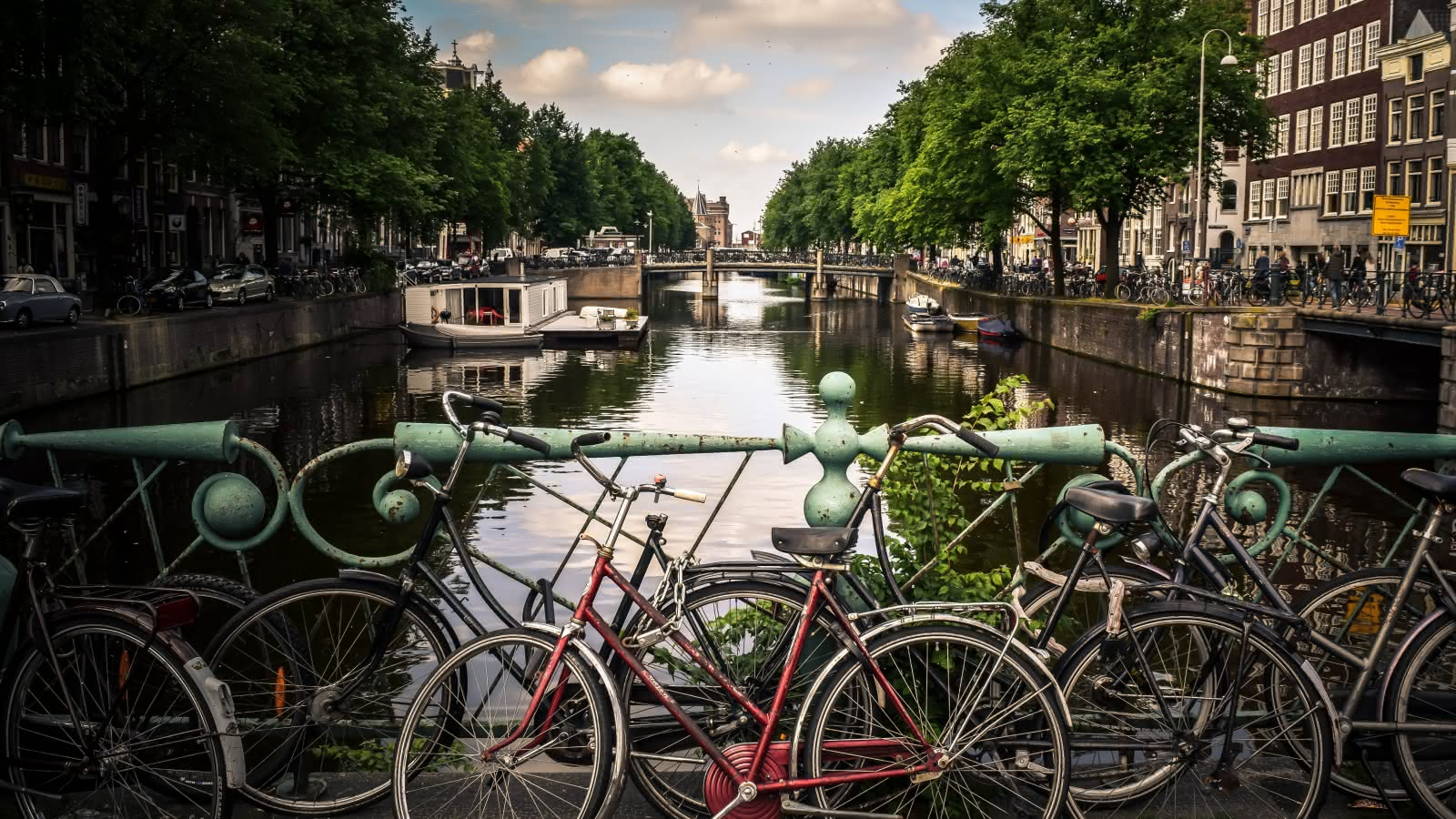 sandemans amsterdam bike tour