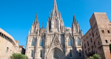 barcelona free walking tour