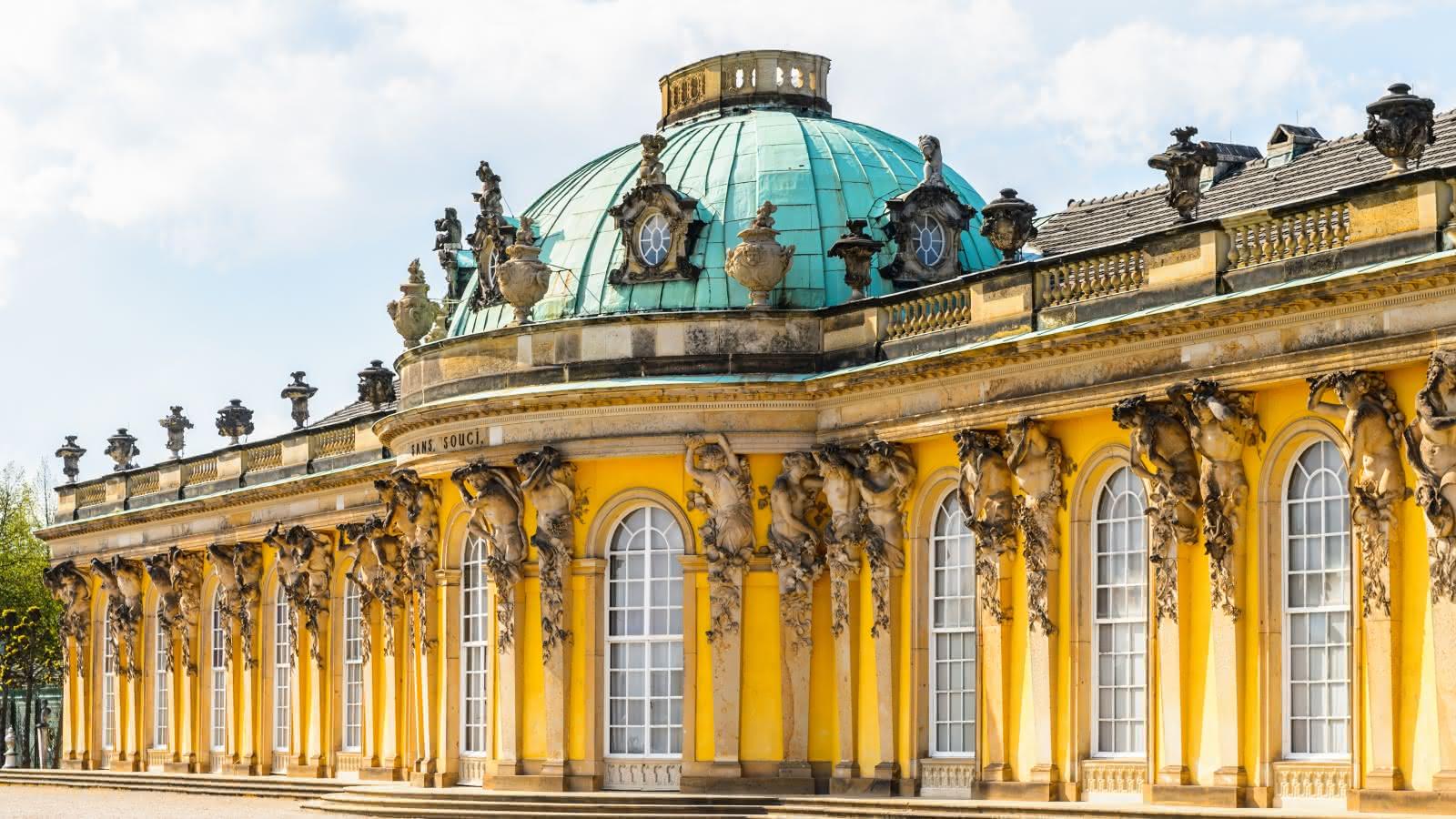 potsdam tour from berlin