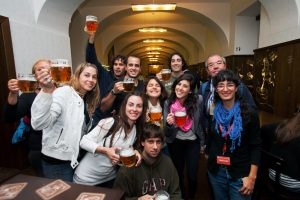 SANDEMANs Brussels Beer Tour