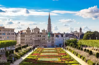 SANDEMANs Brussels Free Tour