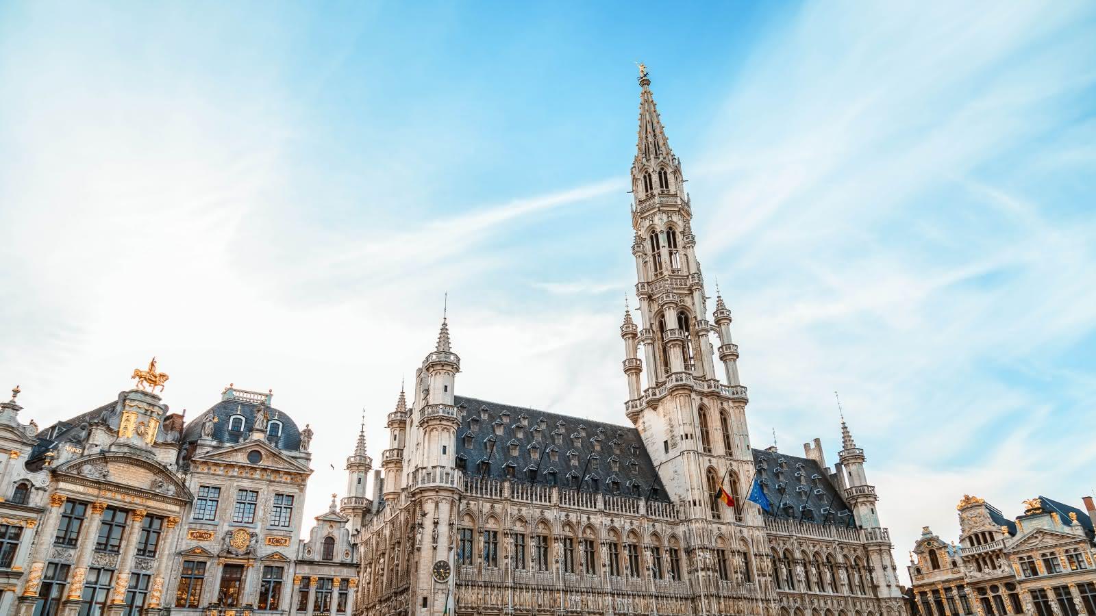 Copenhagen Brussels Free Tour