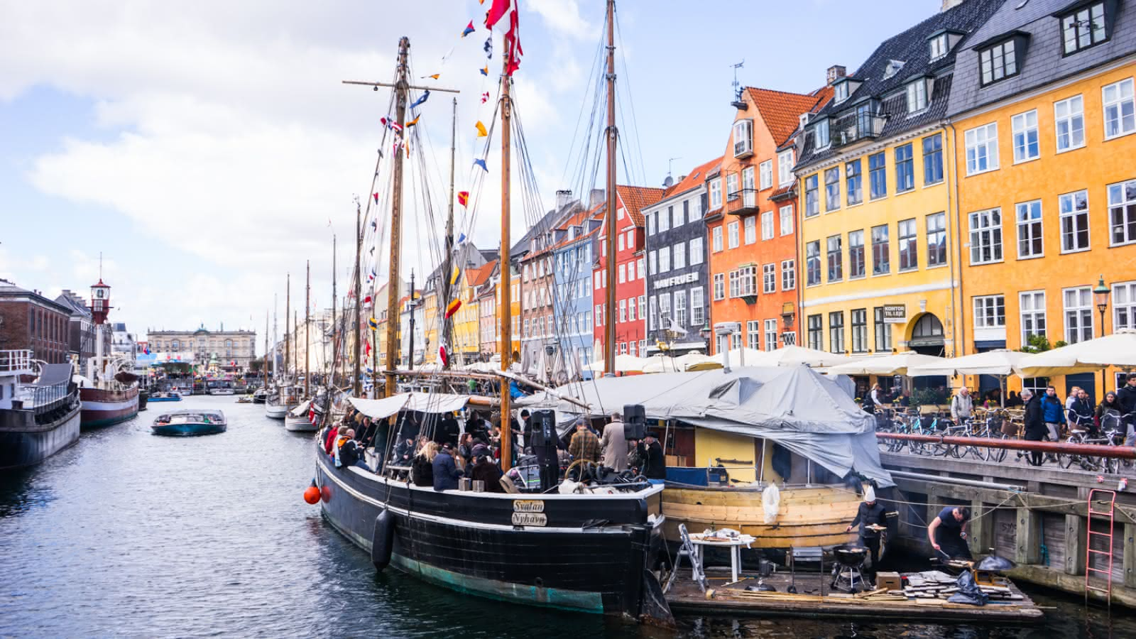 SANDEMANs Copenhagen Private Tours