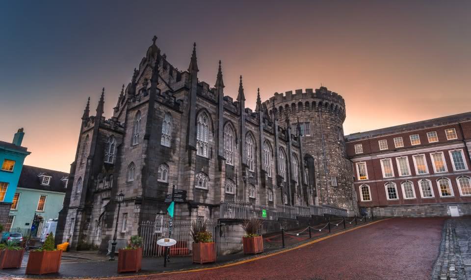 Dublin city guide - dublin castle