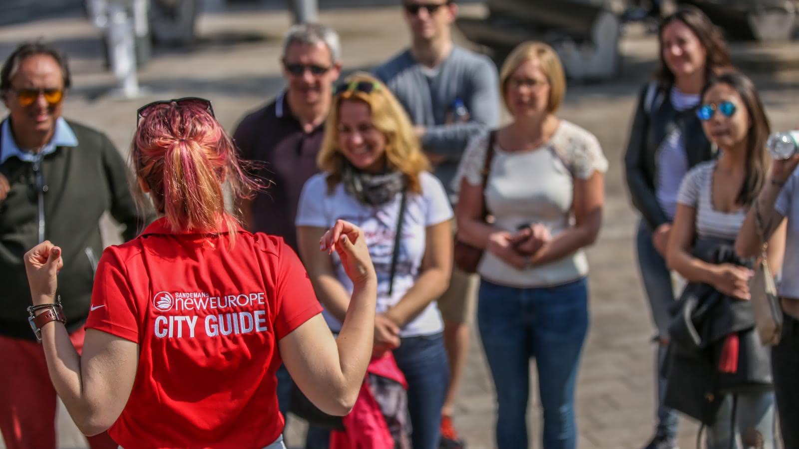 liverpool free walking tour