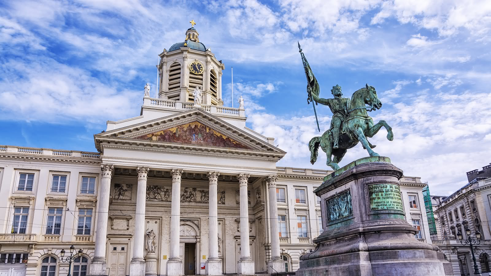 SANDEMANs Brussels Private Tours