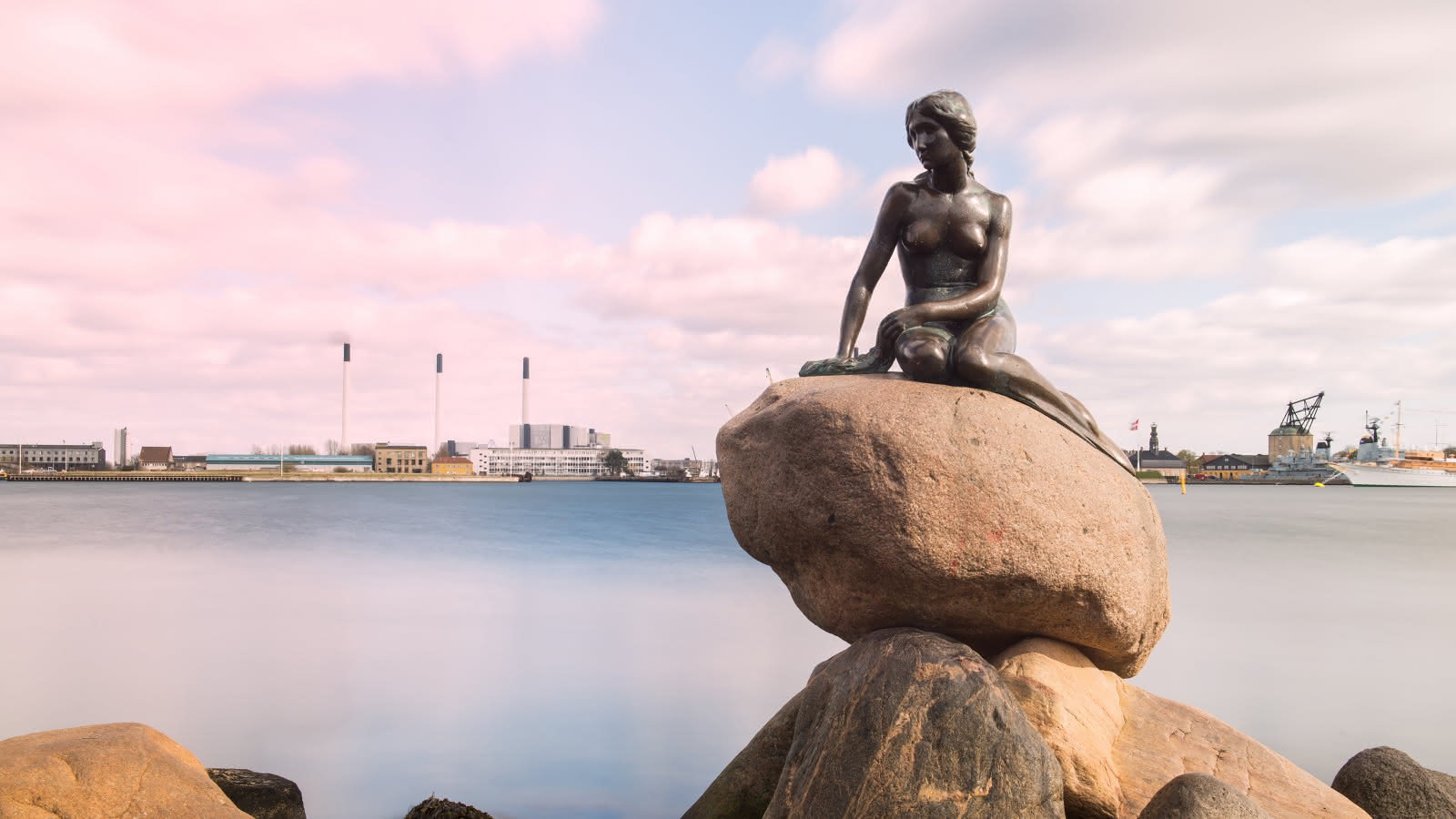 Copenhagen Must See Sites Tour Little Mermaid