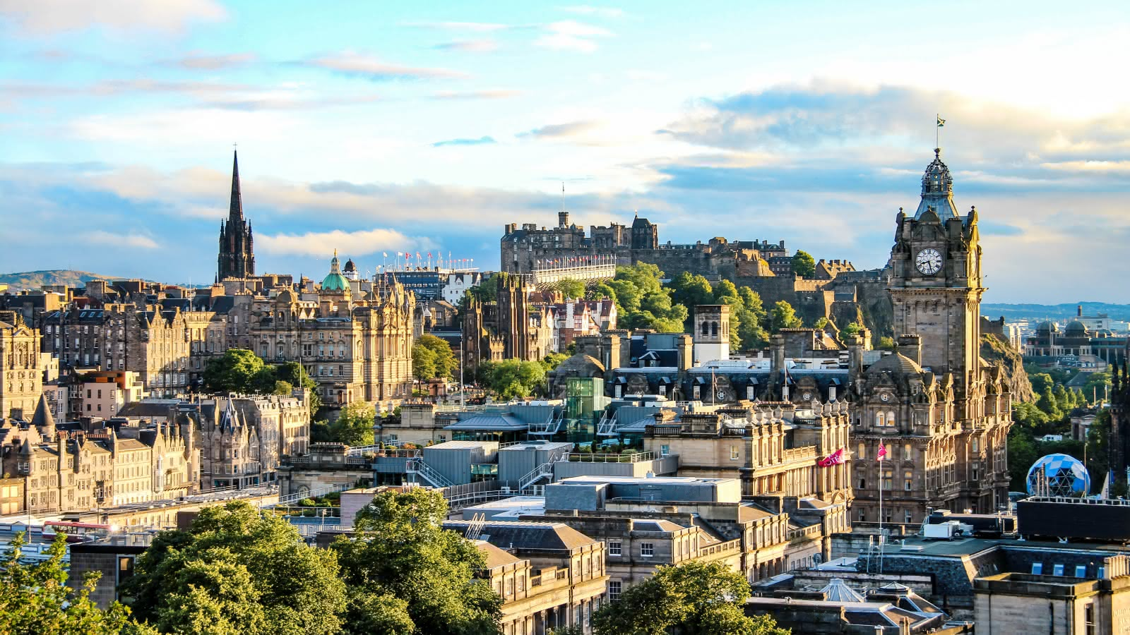 edinburgh walking tours