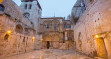 jerusalem old city christian quarter