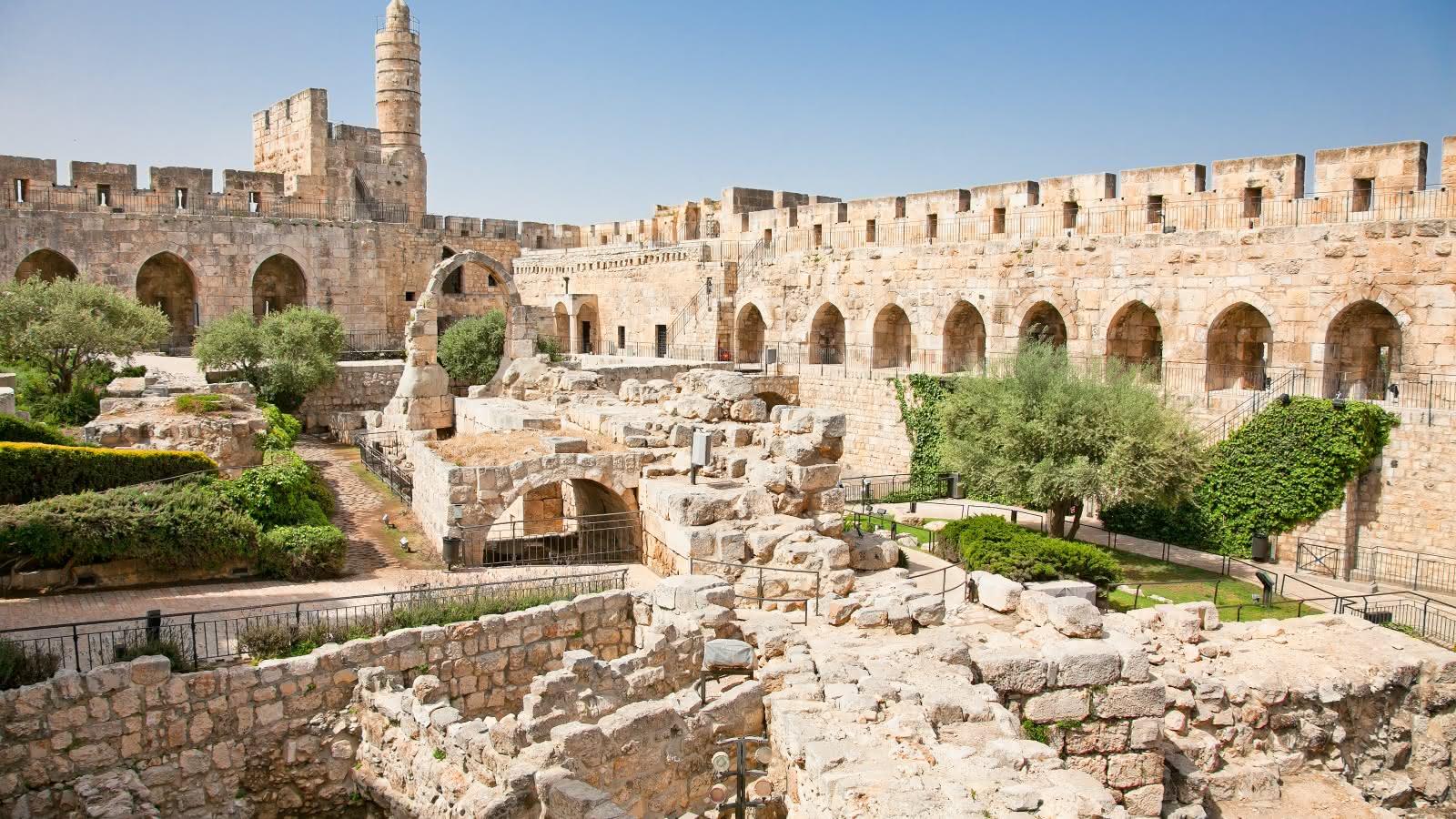 jerusalem free walking tours