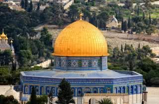 jerusalem holy city tour