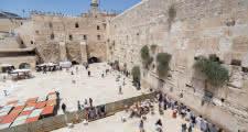 Muro de los Lamentos Jerusalén