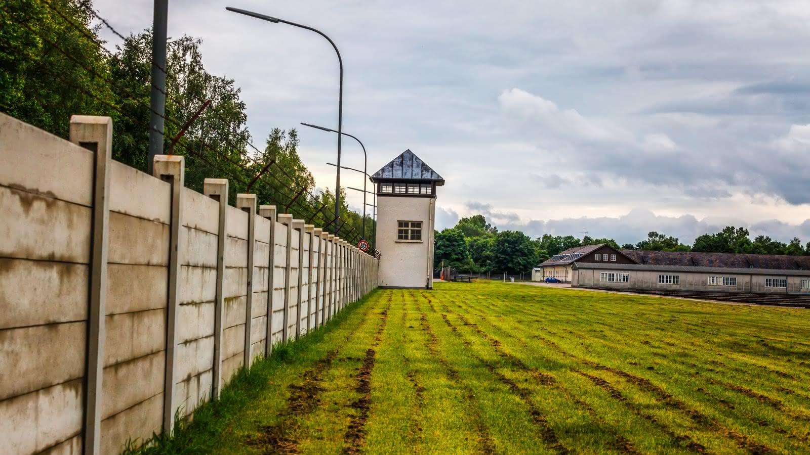 Antiguo campo de concentración de Dachau