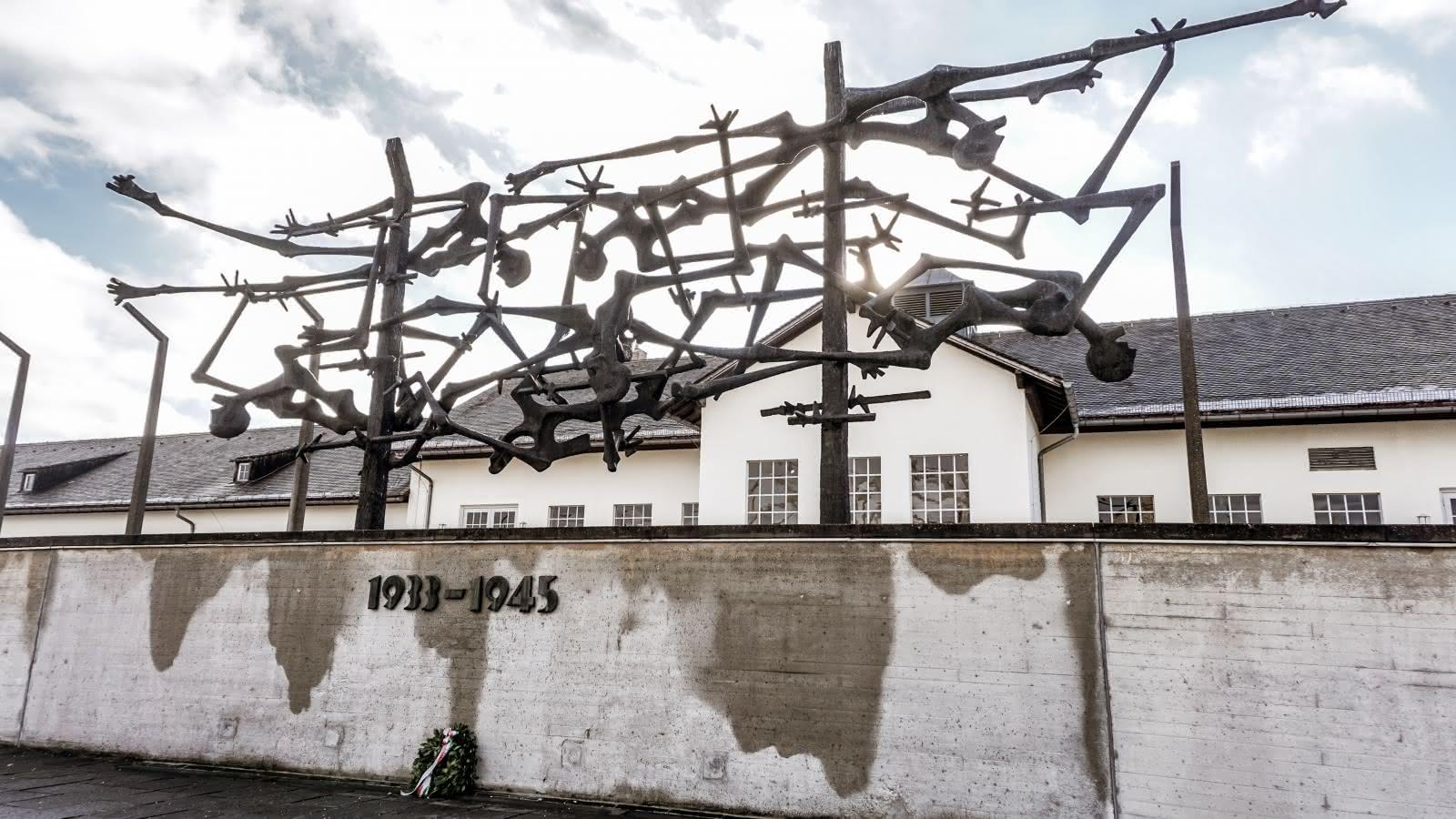Dachau Concentration Camp Memorial Tour