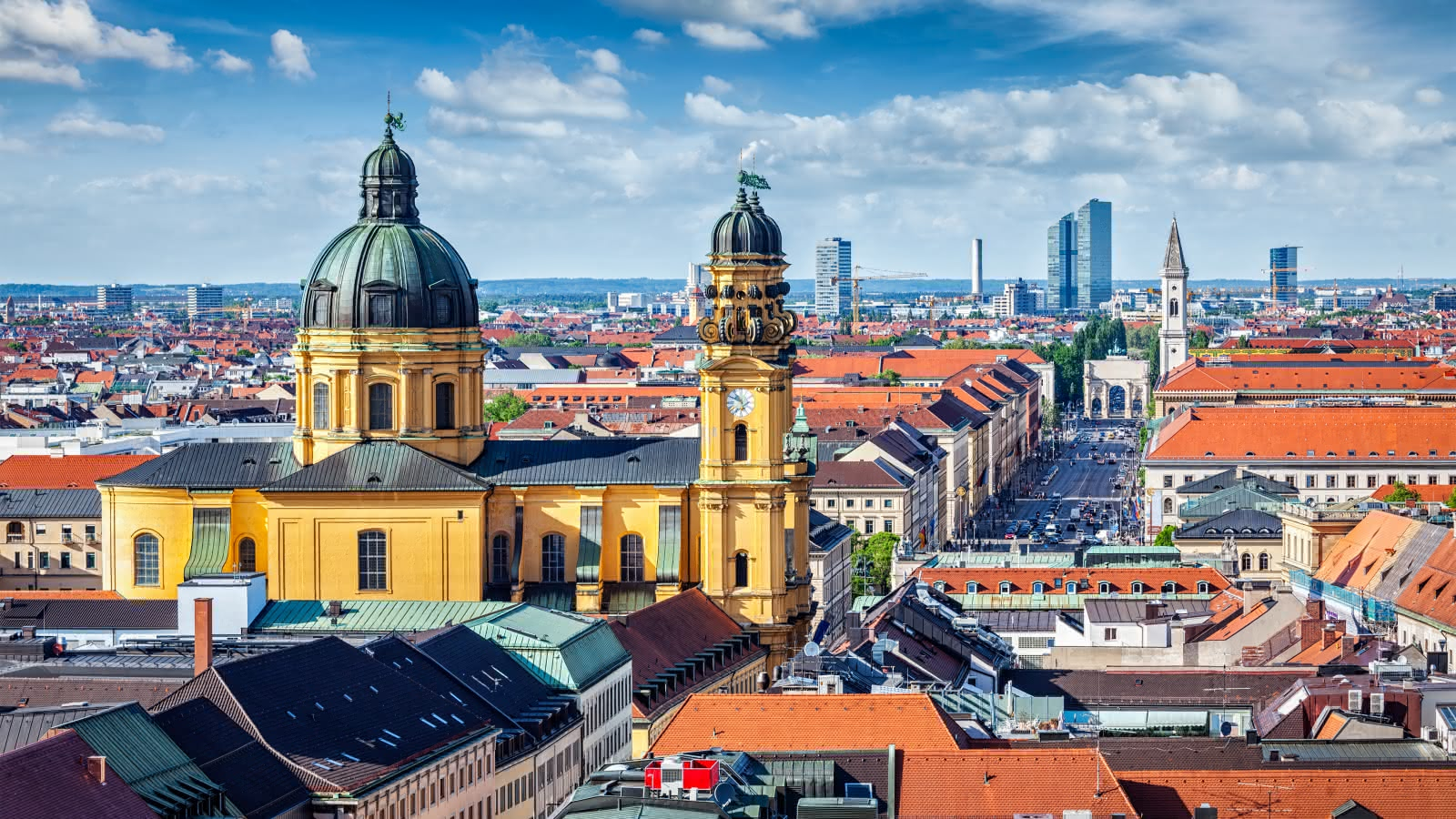 munich walking tours