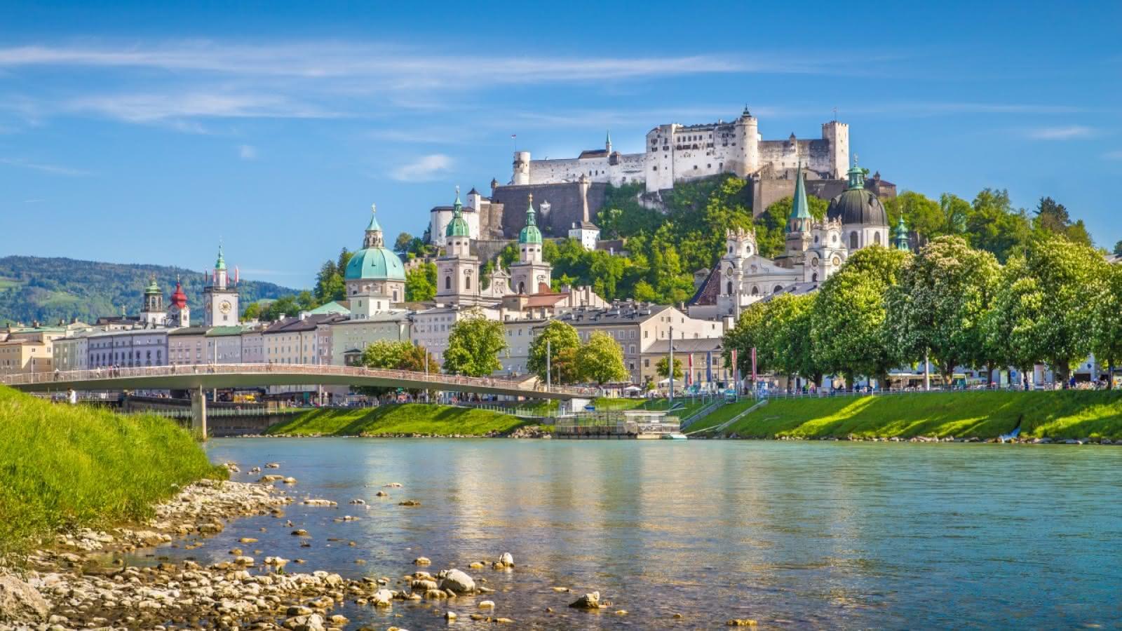 Day Trips to Salzburg