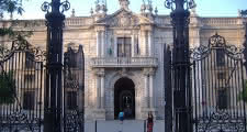 Royal Tobacco Factory in Seville