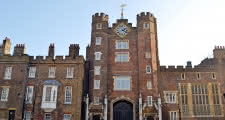 St James's Palace London