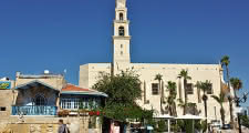 St. Peter's Church in Tel Aviv