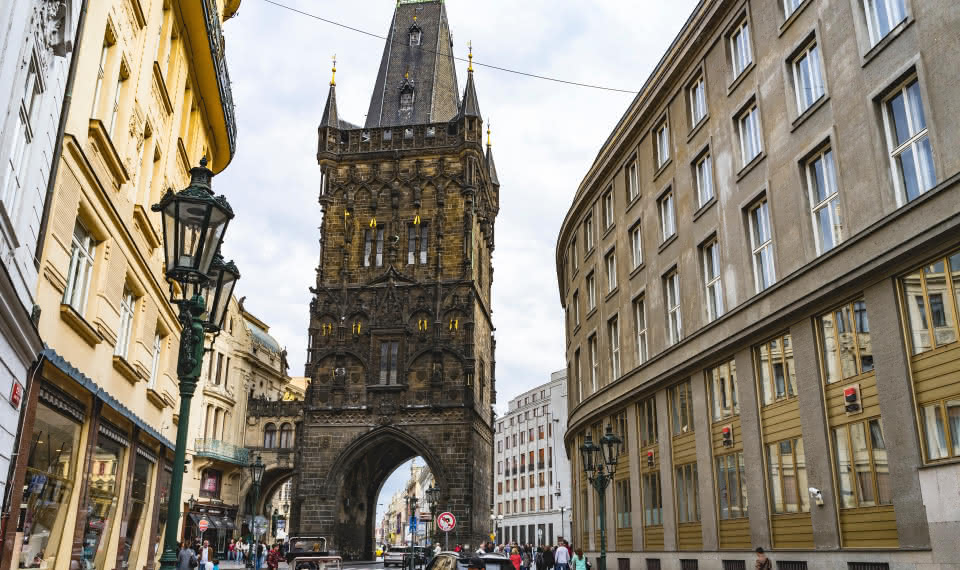 prague walking tours