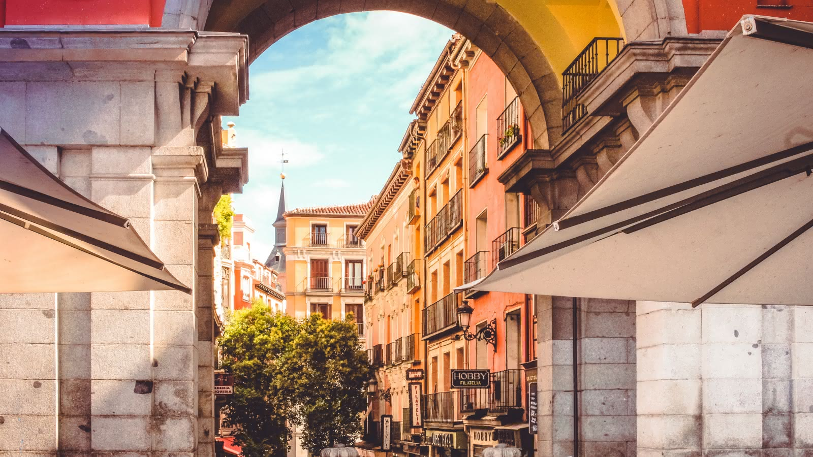 Descubriendo Madrid con el Free Tour de SANDEMANs