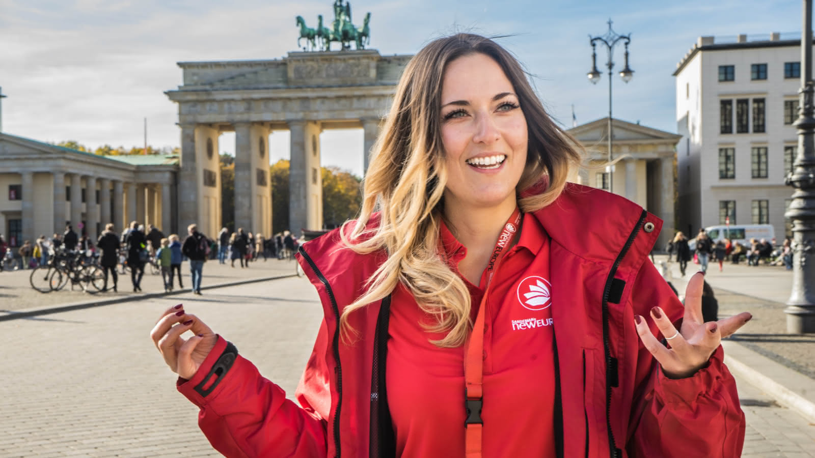 Guide berlin free tour