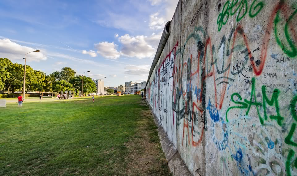 berlin wall memorial sandemans travel guides