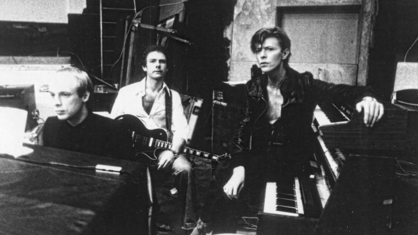 Bowie in Berlin 3