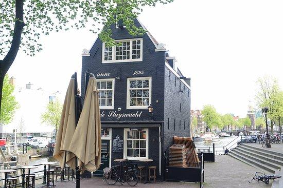 Café de Sluyswacht Amsterdam