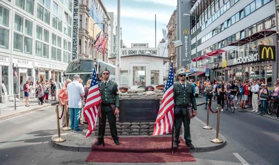 checkpoint charlie things to do berlin sandemans travel guides