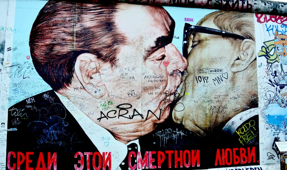 things to do in berlin east side gallery