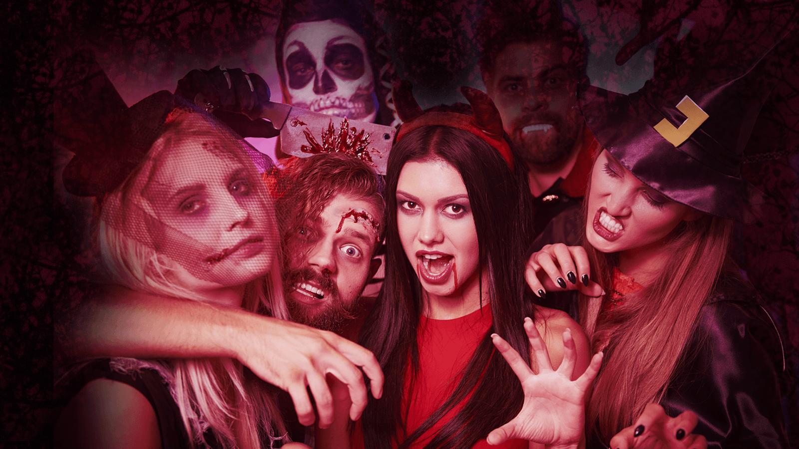Halloween Sandemans