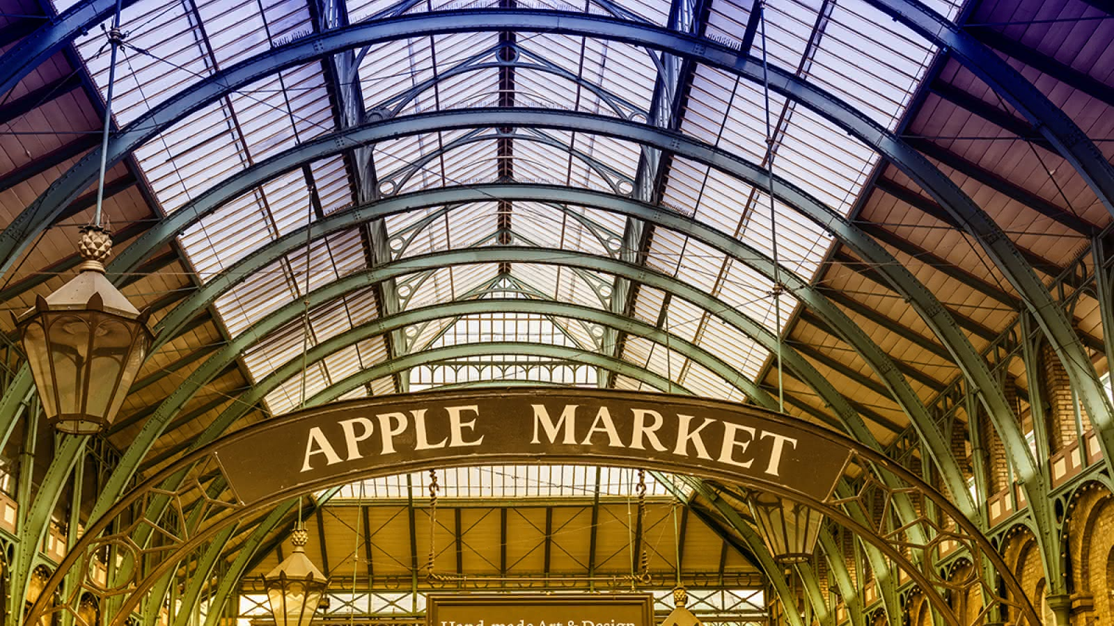 London Apple Market