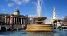 the national gallery and trafalgar square things to do in london