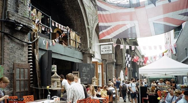London Maltby Street