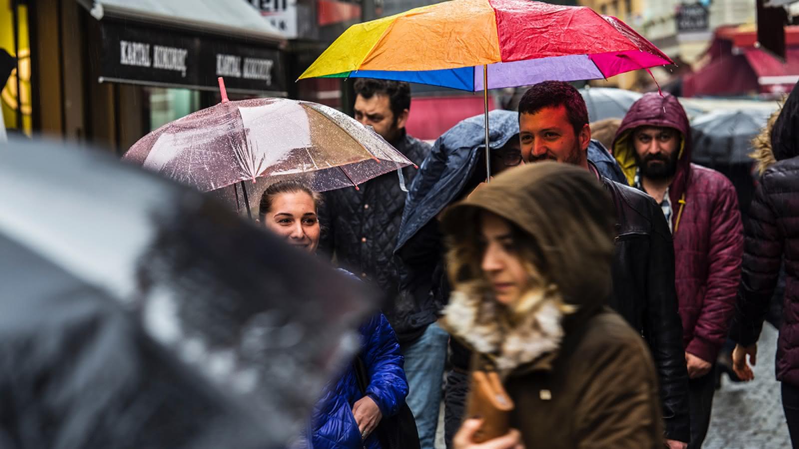 Madrid Rain