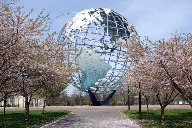 NYC Flushing Meadows