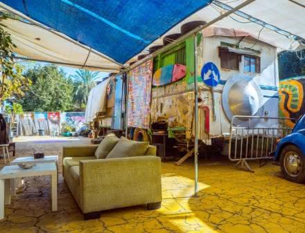 overstay Hostel Tel Aviv