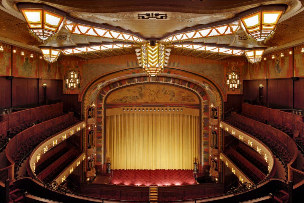 Pathe Theatre Amsterdam