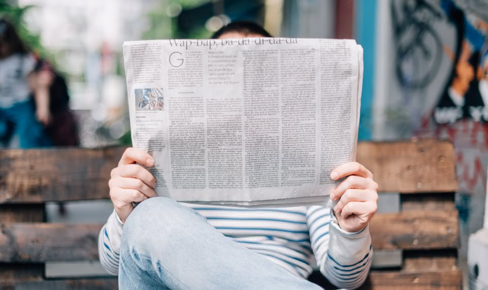 magazine press
