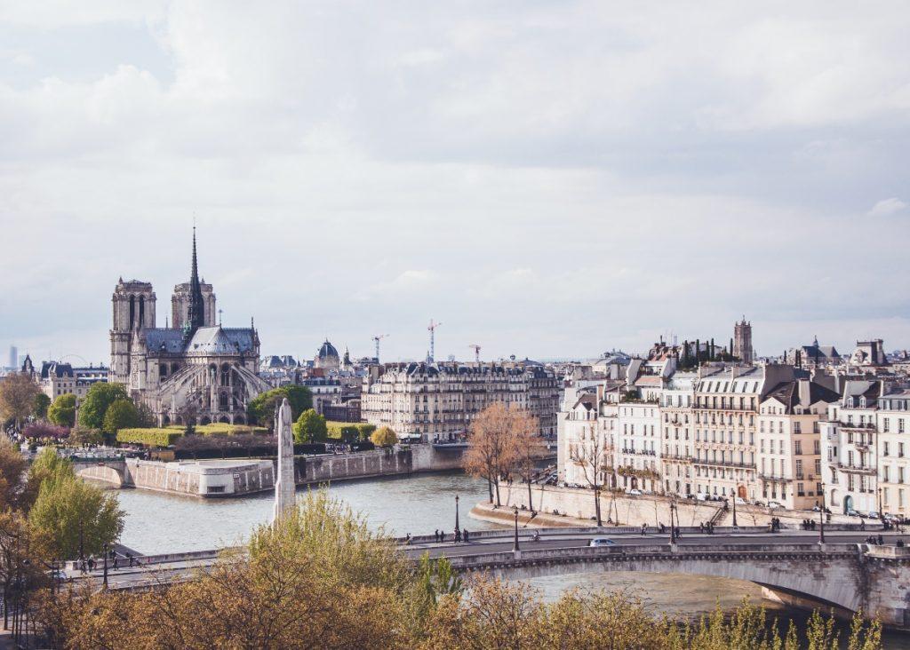 Romantic Blog Paris