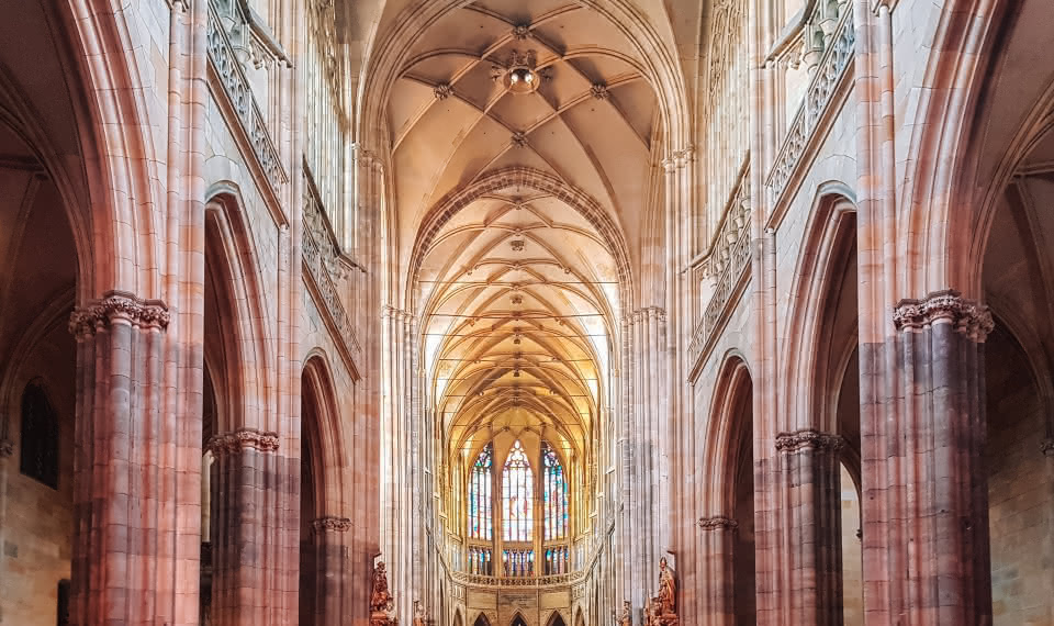 St. Vitus Cathedral things to do prague