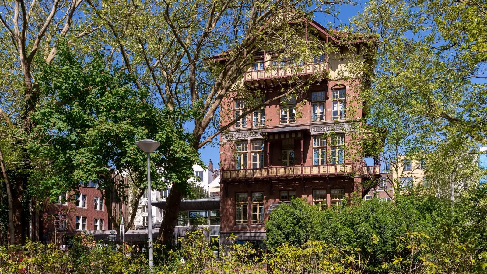 Stayokay Amsterdam Vondelpark Apartments