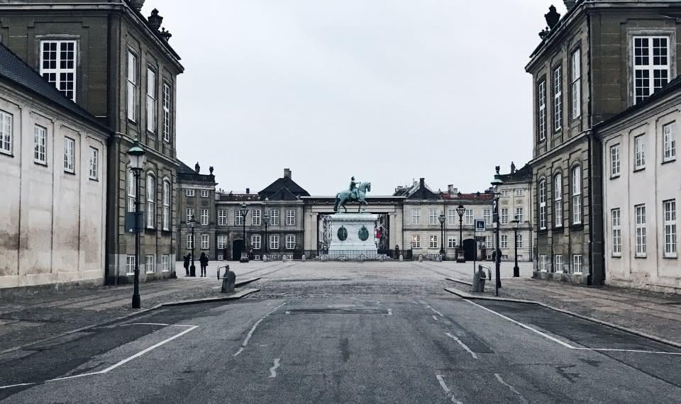 things to do in copenhagen Amalienborg