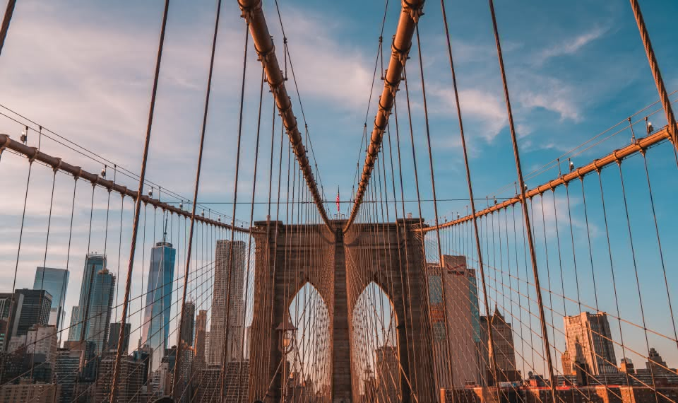 things to do new york travel guide Brooklyn Bridge